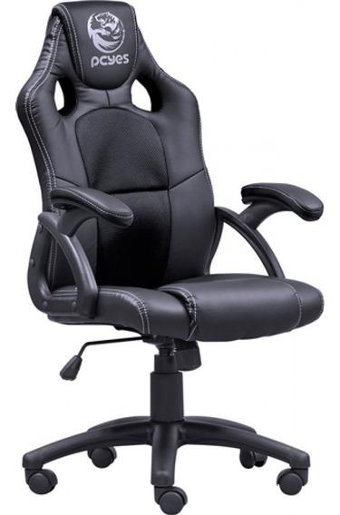 Cadeira Pc Yes Gamer Mad Racer V6 Madv6az Elevação A Gás