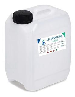Gel Antibacterial Sanitizante 4 Lt Al 70%