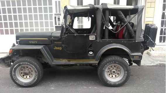 Jeep Willys Cj4