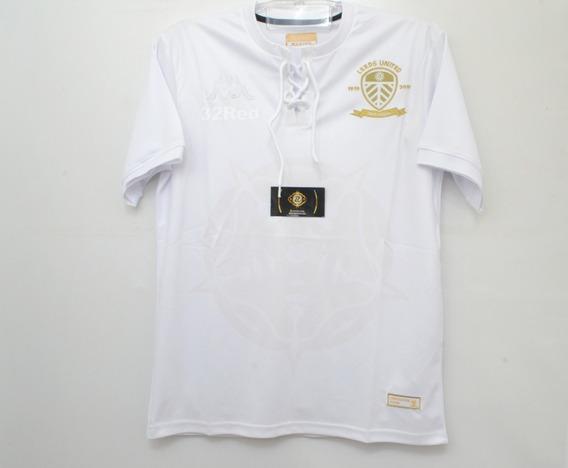 Camisa Original Do Leeds United 2019 Desconto - Promoção