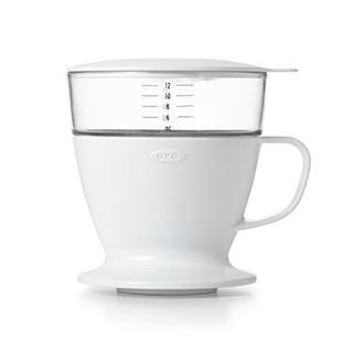Oxo Good Grips Single Serve Pour Over Coffee Dripper Con Tan