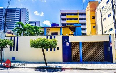 Casa Residencial Para Venda E Locação, Engenheiro Luciano Cavalcante, Fortaleza. - Codigo: Ca0301 - Ca0301