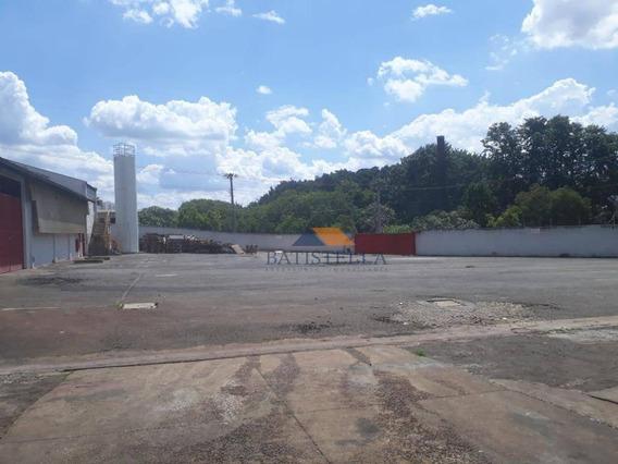 Barracão Para Alugar, 2800 M² Por R$ 15.000/mês - Vila Cidade Jardim - Limeira/sp - Ba0079