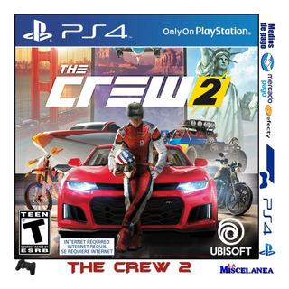 The Crew 2 Ps4 Digital   Cupo Principal