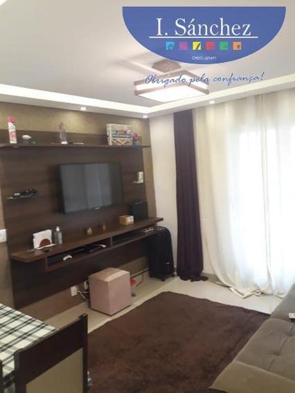 Apartamento Para Venda Em Itaquaquecetuba, Vila Ursulina, 2 Dormitórios, 1 Banheiro, 1 Vaga - 181026a