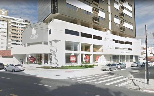 Imagem 1 de 8 de Sala À Venda, 32 M² Por R$ 300.000,00 - Coqueiros - Florianópolis/sc - Sa0157