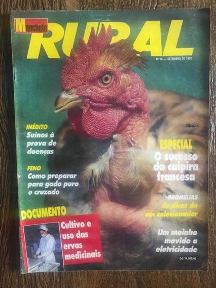Revista Manchete Rural #065 - Globo Rural