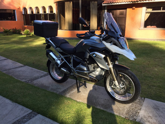 Bmw R1200gs 2015 Impecable, Se Vende Con Y Sin Equipo