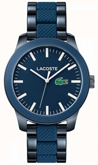 Relógio Masculino Lacoste 2010923 Importado Original