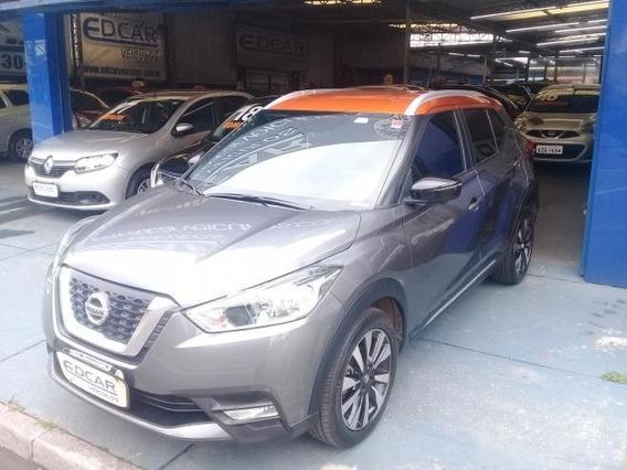 Nissan Kicks Sl 1.6 Flexstar Automatico Completo Unico Dono