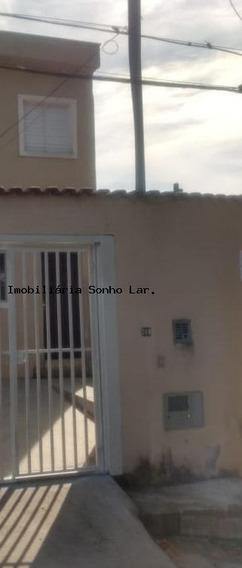 Sobrado Para Locação Em São Paulo, Rio Pequeno, 1 Dormitório, 2 Banheiros, 1 Vaga - 2574_2-1060029