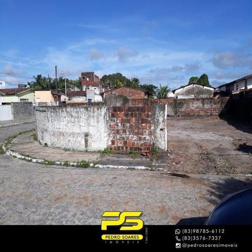 Imagem 1 de 4 de (oportunidade)  Área À Venda, 360 M² Por R$ 200.000 - Municípios - Santa Rita/pb - Ar0034