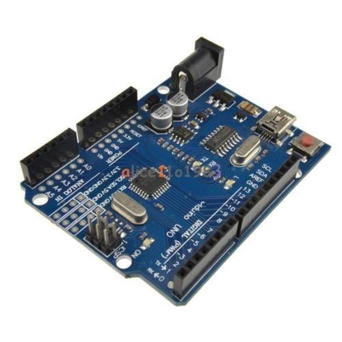 Arduino Uno Rev 3 - Mini Usb