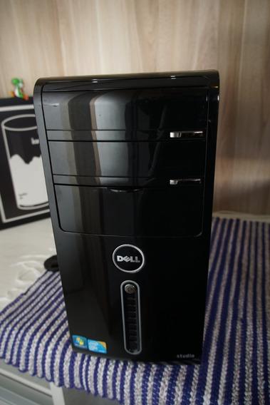 Computador Dell Studio 540 Core 2 Quad 8gb Q8300 Gtx 750ti