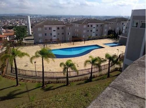 Imagem 1 de 15 de Apartamento Para Venda Em Mogi Das Cruzes, Vila Bela Flor, 2 Dormitórios, 1 Banheiro, 1 Vaga - 567_1-1771683