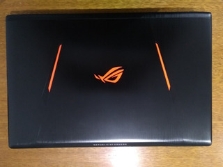 Notebook Asus Gl753vd
