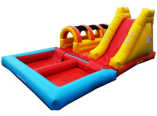 Inflable Acuático