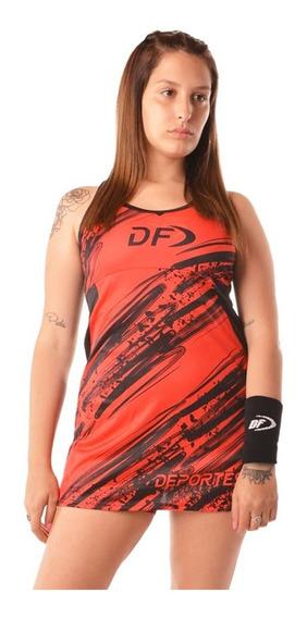Vestido Set Deportivo Deportes Full Talle Xs - L