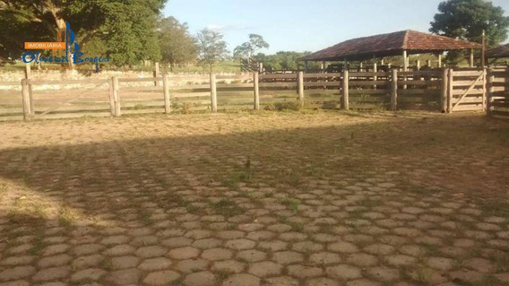 Fazenda Com 4 Dormitórios À Venda, 9680000 M² Por R$ 10.000.000 - Zona Rural - Alexânia/go - Fa0041