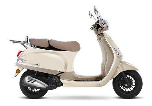 Zanella Exclusive 150 Motozuni Moreno