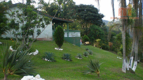 Imagem 1 de 30 de Chácara Com 3 Dormitórios À Venda, 92 M² Por R$ 500.000,00 - Parque Dos Borges - Embu-guaçu/sp - Ch0162