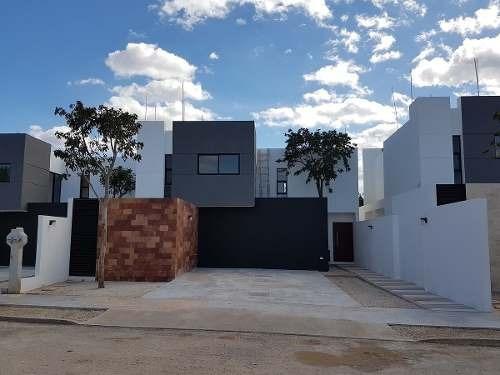Vdr-17038 Casas En Venta En Estoa Residencial En Conkal 2 Habitaciones