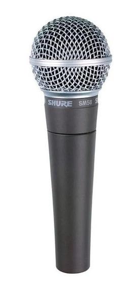 Microfone Original Shure Sm 58lc