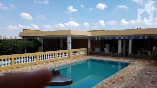 Casa Com 3 Dormitórios À Venda, 304 M² - Vila M Genoveva - Jundiaí/sp - Ca0900