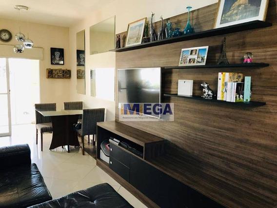 Casa Com 2 Dormitórios À Venda, 65 M² Por R$ 450.000 - Chácara Primavera - Campinas/sp - Ca1370