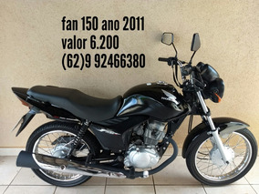 Honda Cg Fan 150 Ano 2011