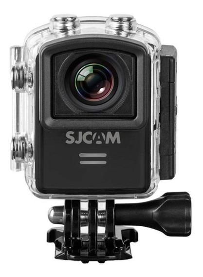 Câmera Filmadora Sjcam M20 Wifi Original Full Hd 4k 16mp Capacete Bike Carro À Prova D