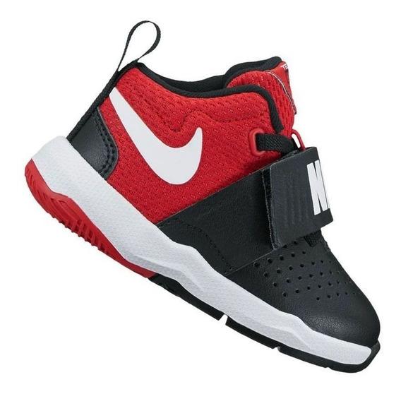 Tênis Nike Team Hustle D 8 Infantil Original + Nf