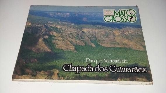 Revista Parque Nacional De Chapada Dos Guimarães