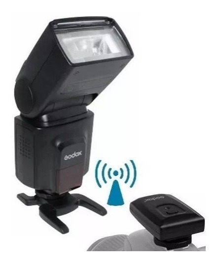 Flash Nikon Ou Canon Speedlite Tt 560ii Godox Cameras Dslr