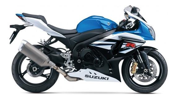 Suzuki Gsx-r1000 Srad 2015