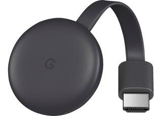 Google Chromecast 3 Empaque Original Netflix Hbo