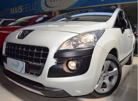 3008 1.6 Griffe Thp 16v Gasolina 4p Automatico 2011/2012