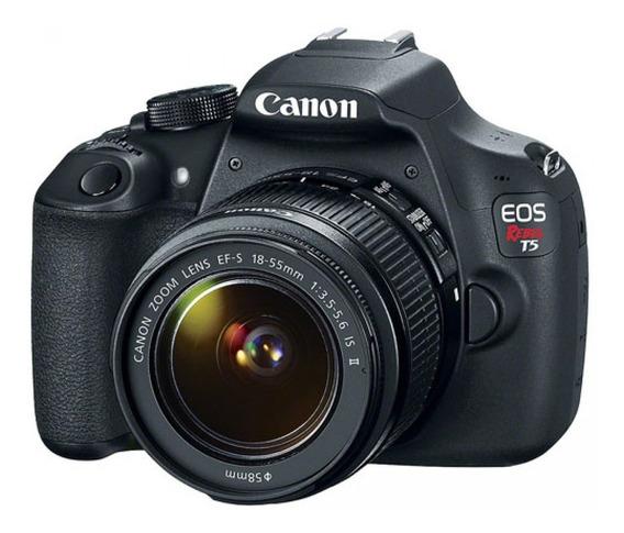 Câmera Canon T5 - Ótimo Estado