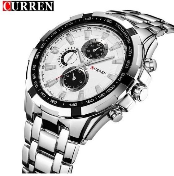 Relógio Masculino Curren 8023 Prova D