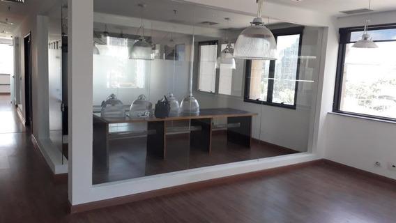 Conjunto Comercial Para Locação, Pinheiros, 140m², 4 Vagas! - It55322