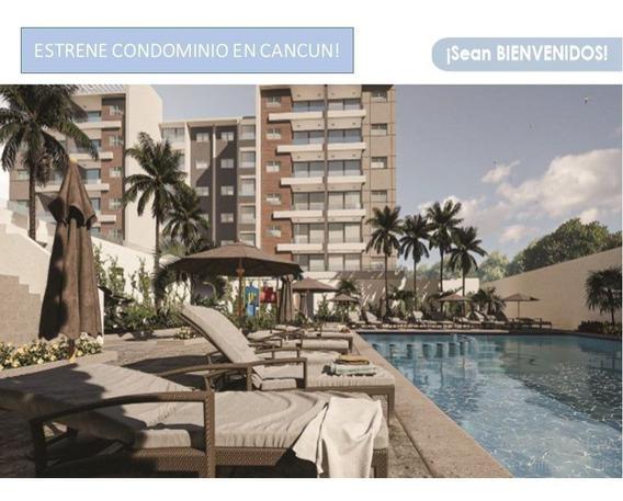 Excelentes Condomios En La Mejor Zona Residencial Cancun