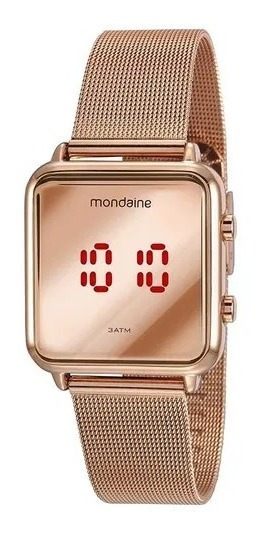 Relógio Mondaine Digital 32008mpmvde1
