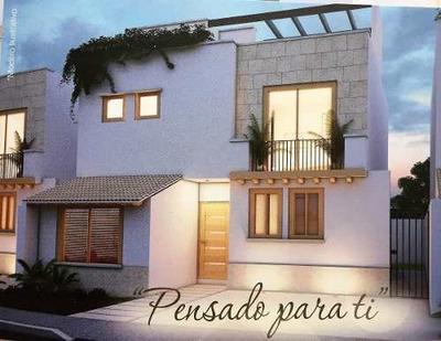 Venta De Hermosas Casas Con Diseño Y Acabados De Ultima Moda