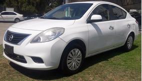 Nissan Versa 2012 Blanco
