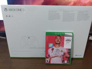 Xbox One S 1 Tera Con Fifa 20 Nuevo Sellado