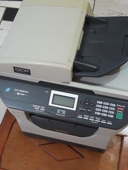 Impressora Multifuncional Brother Dcp 8080 Sem Acessórios