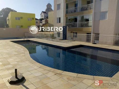 Apartamento Cobertura 1 Suíte, 1 Vaga, Espaço Gourmet Para Venda Em Vila Mazzei São Paulo-sp - 130994d
