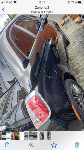 Imagem 1 de 5 de Fiat 500 2012 1.4 Cult Flex 3p