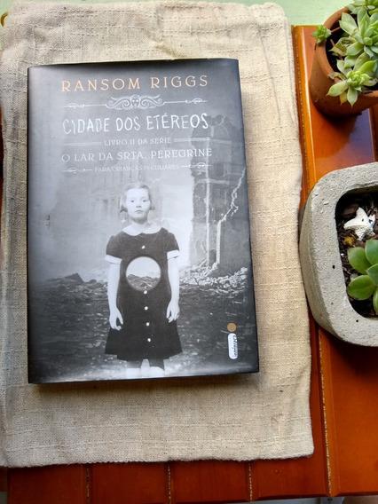 Livro: Cidade Dos Etéreos - Ransom Riggs