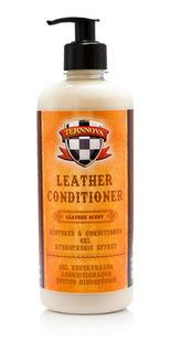 Gel Acondicionador Cueros Crema Leather 500ml Ternnova